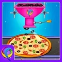 Hot 🍕Pizza Factory - Pizza Cooking Game