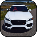 F-PACE Super Car: Speed Drifter