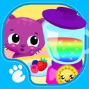 Cute & Tiny Milkshakes - Baby Fruit Smoothies