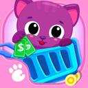 Cute & Tiny Supermarket - Baby Pets Go Shopping