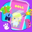 Cute & Tiny Toys - Doll, Dino, Car, Bear & Robot