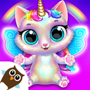 Twinkle - Unicorn Cat Princess