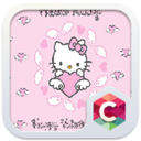 girls kitty theme