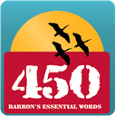 450 Barron's Essential Words