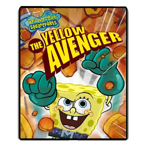 Spongebob The Yellow Avenger
