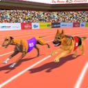 Dog Race Sim 2019: Dog Racing Games