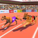 Dog Race Sim 2019: Dog Racing Games