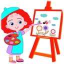 Language Learning with Painting