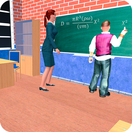 Virtual High School Teacher 3D