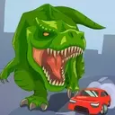 Jurassic Dinosaur: City rampage