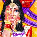 Indian Western Wedding Makeup Salon and Hand Art