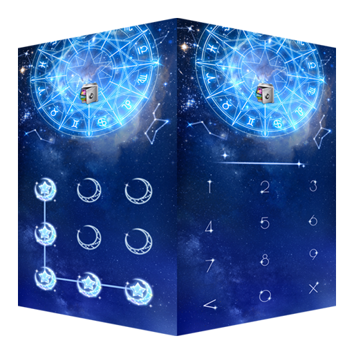 AppLock Theme Horoscope