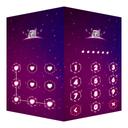 AppLock Live Theme Dazzle light