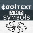 Cool text, symbols, letters, emojis, nicknames