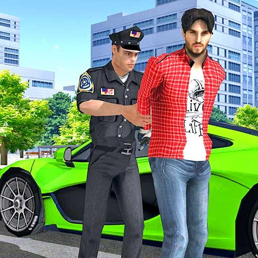 Police Crime City Driving Games 2020