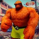 Incredible Grand Hero Monster: City Robot War