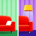 Differences - Find the difference between 2 images