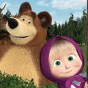 ماشا و خرس مهربون