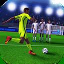 بازی فوتبال ضربه آزاد