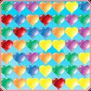 بازی قلب های سه تایی
