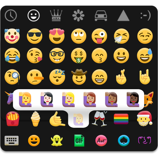 Emoji keyboard - Cute Emoji for Android - Download | Cafe Bazaar