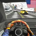 Free Highway Car Driving Game: New Cars Games 2021
