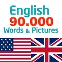 English 90.000 Words with Pictures