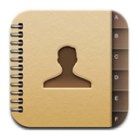 Save contacts list