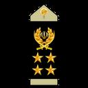 درجه های نظامی