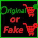 original & fake