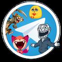 ۳۰,۰۰۰ استیکر تلگرام + استیکر اسمی