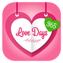 Love Forever - Love Days Counter