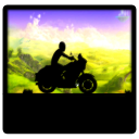 موتورسیکلت سیاه
