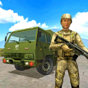 Offroad Army Truck Driving Game