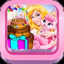 کیک تولد پرنسس
