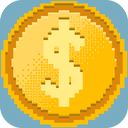 Gold Coin(with online Leaderboard(