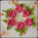 گلهای کاموایی(ویدیو)