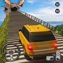 Cruiser Car Stunts: Dragon Road Driving Simulator