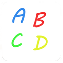 English Alphabet Flashcard for kids