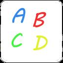 فلش کارت الفبا انگلیسی برای کودکان