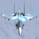 پس زمینه زنده عالی هواپیمای جنگی