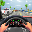 Traffic Racing In Car Driving : Free Racing Games