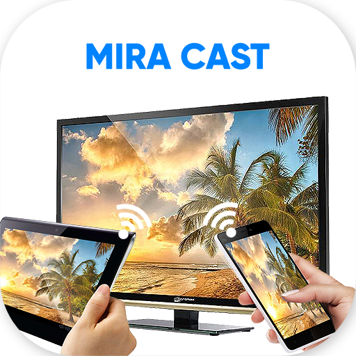 Miracast Screen Mirroring (Wifi Display)