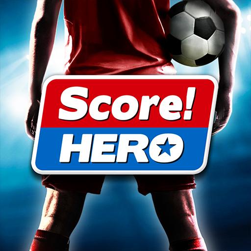 دانلود رایگان Score! Hero مود شده