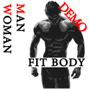 "FIT BODY(MAN&WOMAN)""DEMO"