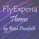 پوسته FlyExperia گوشی های سونی