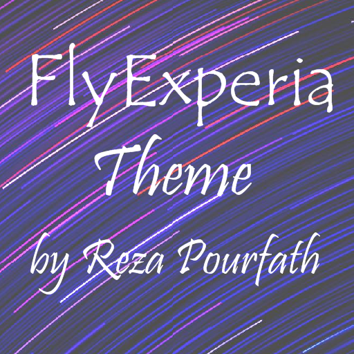 Download FlyEXperia Theme Personalization App for Android   Cafe Bazaar