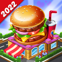 Cooking Crush: Frenzy City - Cooking Games Madness