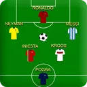 Football Squad Builder - Strategy, Tactic, Lineup