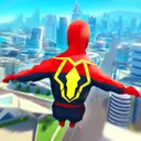 Super Heroes Fly: Sky Dance - Running Game